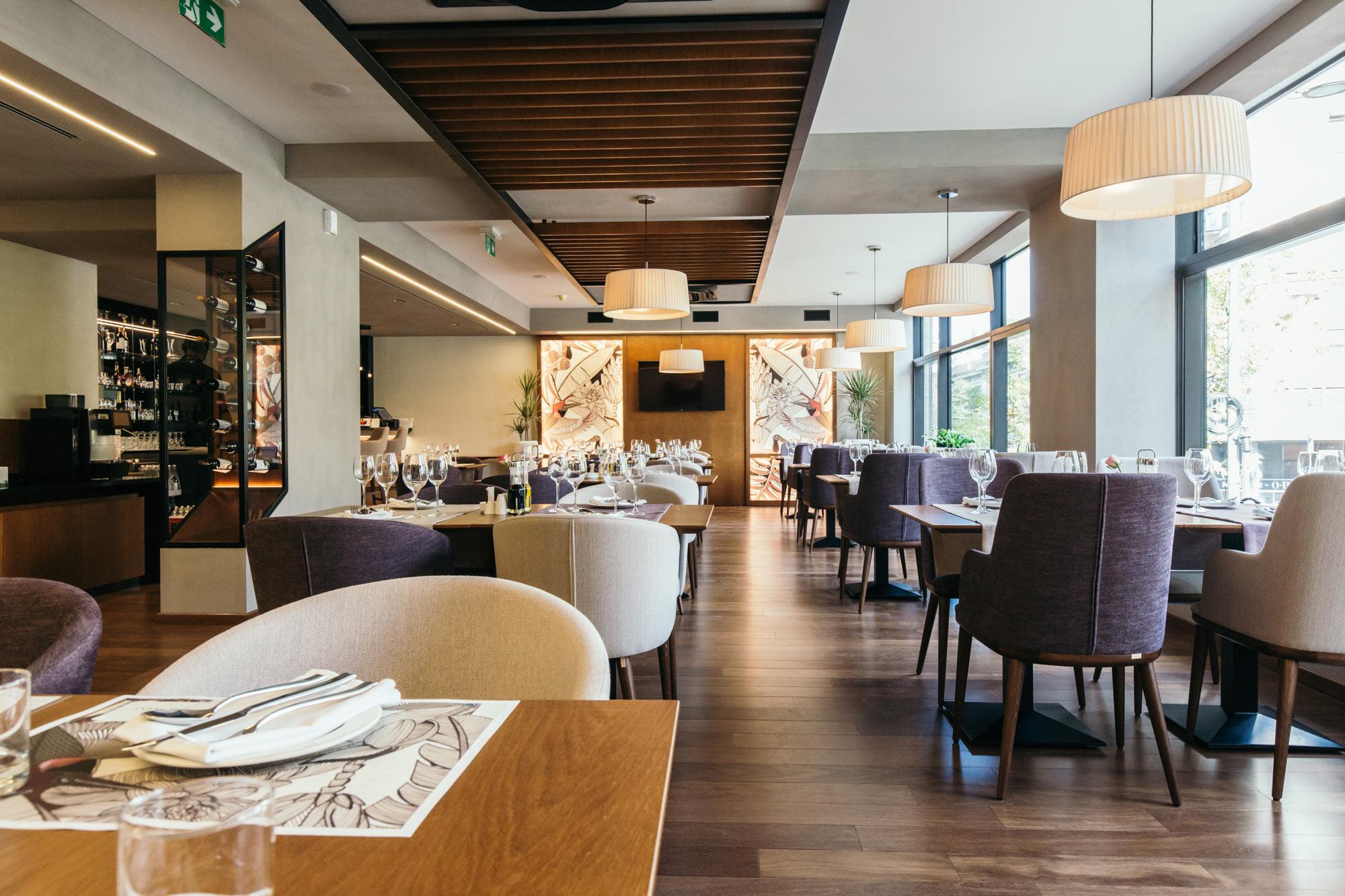 Central Point hotel Restaurant